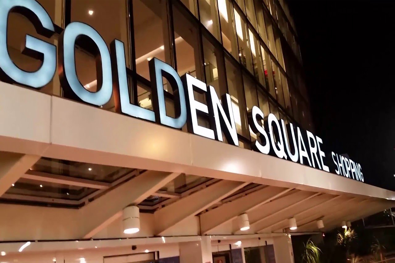 Agosto 2018 Golden Square Shopping